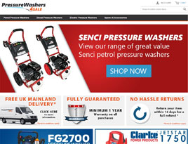 PressureWashers4Sale